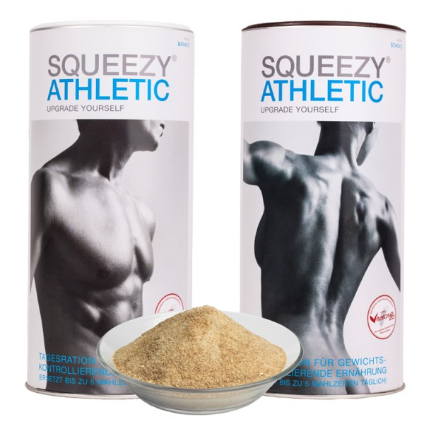 Produktabbildung Squeezy Athletic Dosen á 675 Gramm