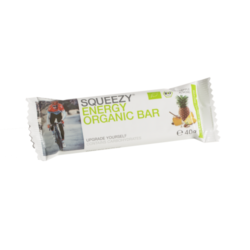Foto Squeezy Energy Organic Bar