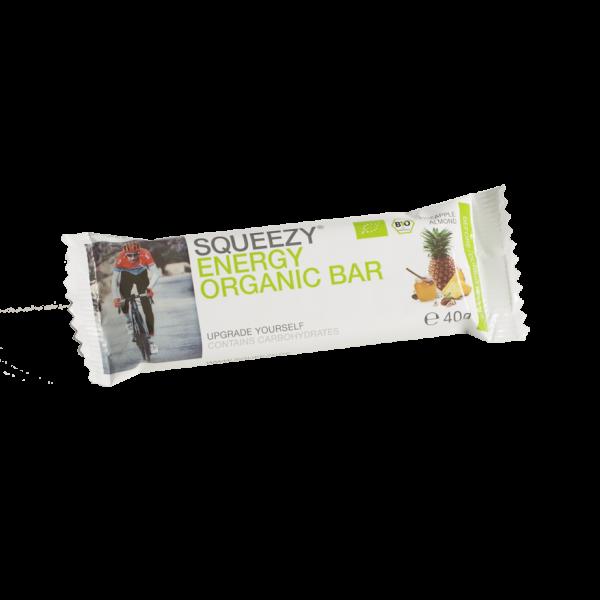 Foto Squeezy Energy Organic Bar