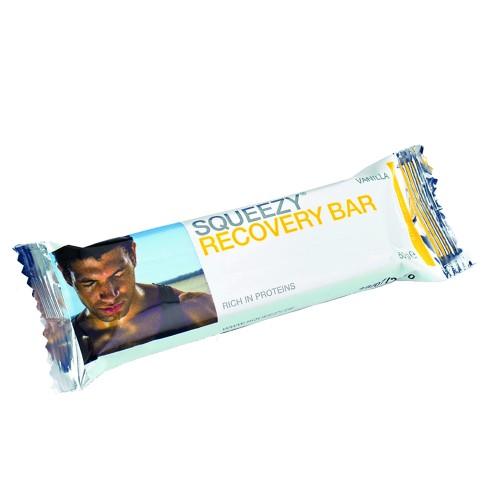 Produktabbildung SQUEEZY Recovery Bar Vanille Einzelriegel