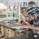 Foto Akkreditieren der Fahrer beim Gravel Giro am Bodensee