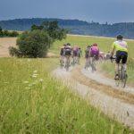 Foto Der Giro ist kein Wettkampf Spaß am Fahren steht im Vordergrund