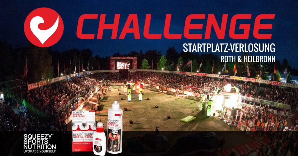 Gewinnspiel Challenge Roth und Heilbronn