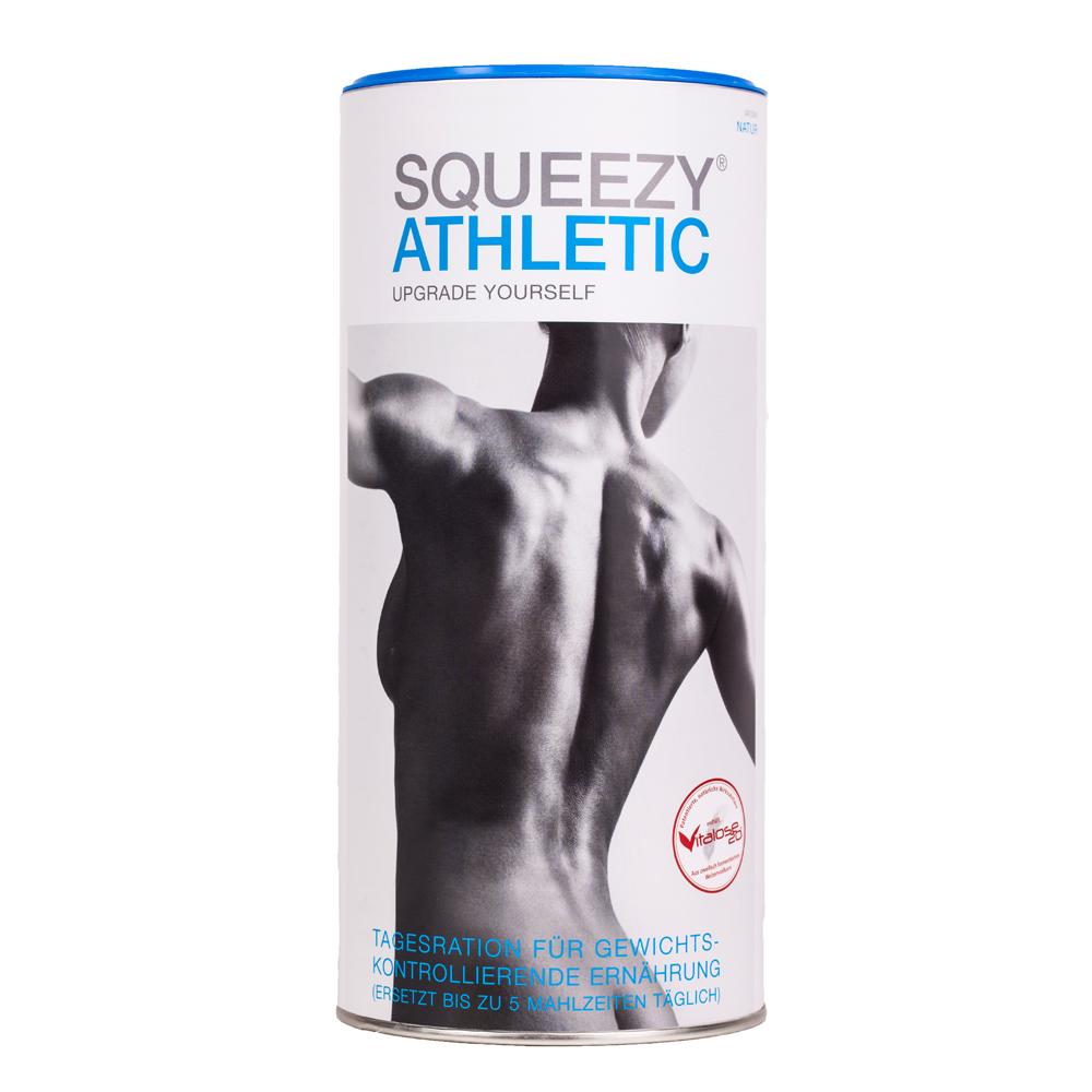 Produktabbildung: SQUEEZY Athletic 675-Gramm-Dose