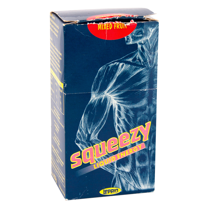 Foto Squeezy Energy Gel Box 1993