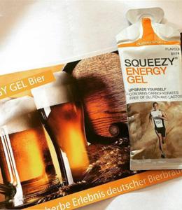 Foto Testpaket Energy Gel Bier