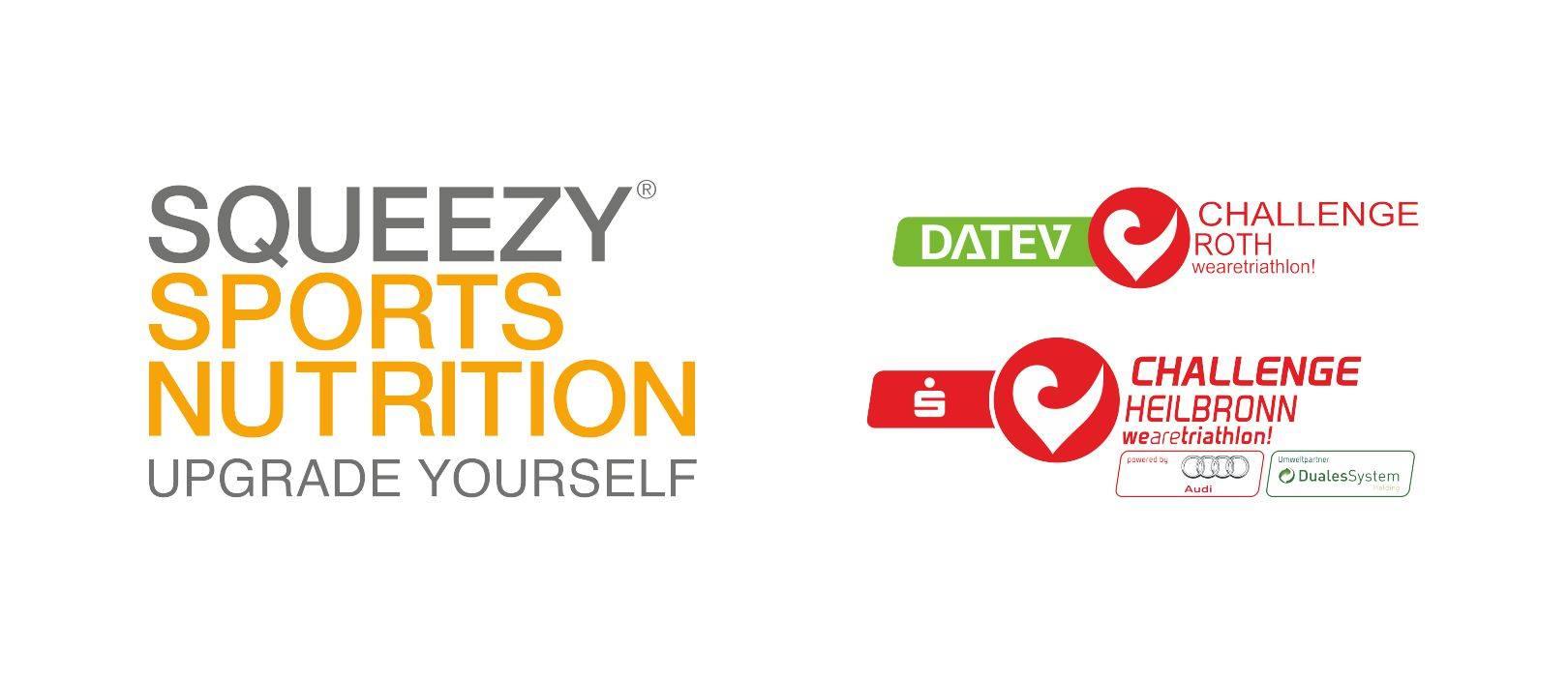SQUEEZY erneut Nutrition Partner der DATEV Challenge Roth und der ...