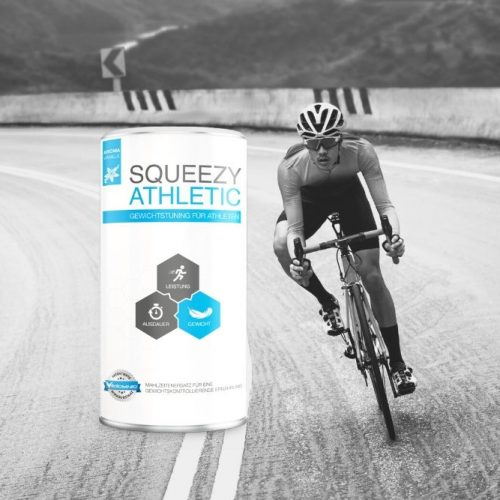 Squeezy Athletic - Abnehmen für Athleten